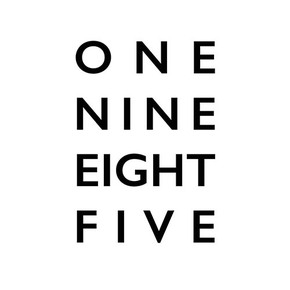 One nine eight five logo treniq