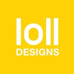 Loll designs logo treniq