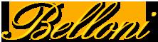 Logo belloni gold