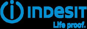 Logo indesit eng