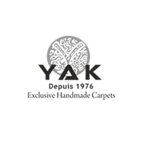 Yak carpet gallery logo treniq
