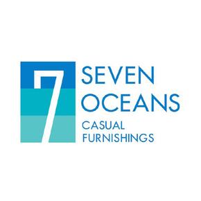 Seven oceans designs logo
