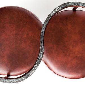 Le confident love seat candide bronze treniq cover