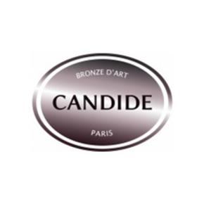 Candide bronze logo