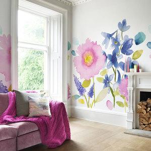 Florrie mural wallpaper 1500 1
