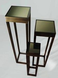 Bronze pedestal xvi (2)