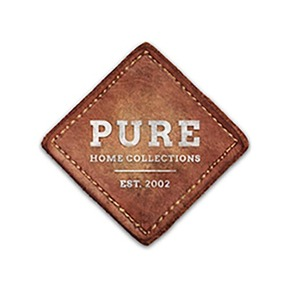 Pure home collections logo treniq