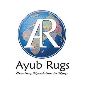 Ayub rugs logo treniq