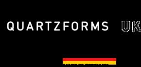 Logo quartzforms uk