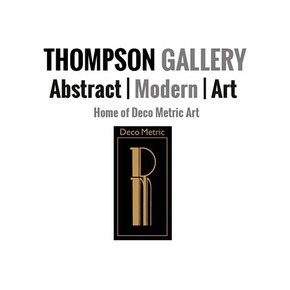 Thompson gallery logo treniq