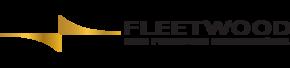New fleetwood logo black