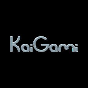 Kaigami cutout logo