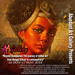 Spree  designer 'beyond boundaries' the journey of indian art from bengal school to contemporary 1963 treniq 1 1526389360290