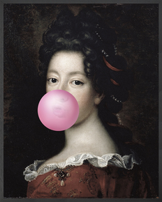 Spree  designer bubblegum portrait art collection 1000 treniq 2 1571162922515