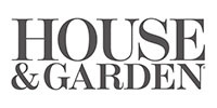 House & Garden Magazine, Condé Nast. is one of UK's top magazine for international design and decoration.