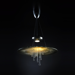 Drops Chandelier - Cryst - Treniq