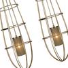 Zeppelin suspension lamps large hamilton conte treniq 3