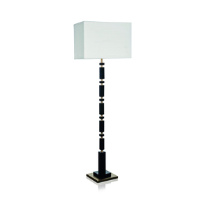 Brick Black Floor Lamp - Dettagli Lights - Treniq