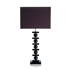 Lonely Black Table Lamp - Dettagli Lights - Treniq