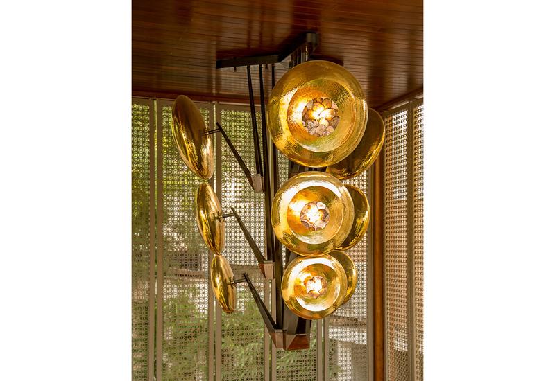 Disc ceiling lamp klove studio treniq 1