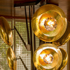 Disc ceiling lamp klove studio treniq 2