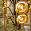 Disc ceiling lamp klove studio treniq 3