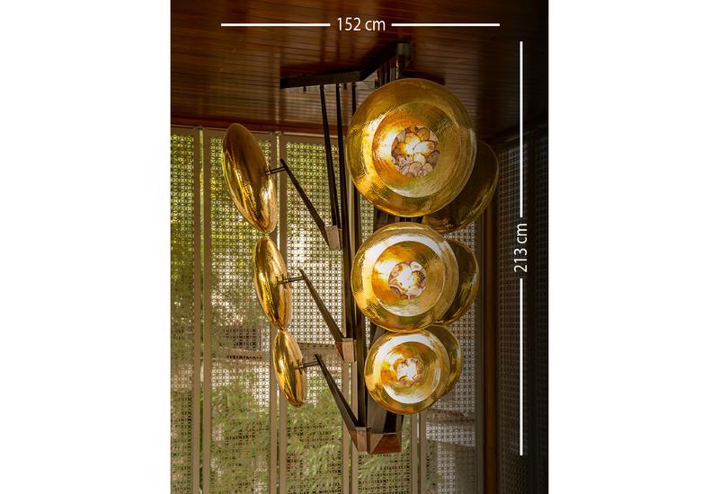 Disc ceiling lamp klove studio treniq 5