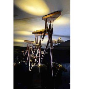 Grasshopper Ceiling Lamp - Klove Studio - Treniq
