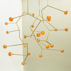 Matrix Chandelier - Klove Studio - Treniq