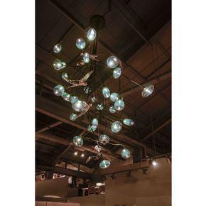 Tree of Life Ceiling Lamp - Klove Studio - Treniq