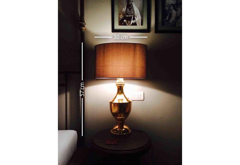 Trophy table lamp klove studio treniq 3