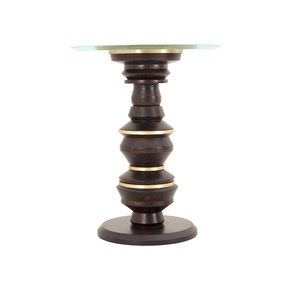 Scuplt Side Table - Gauri Khan Designs - Treniq