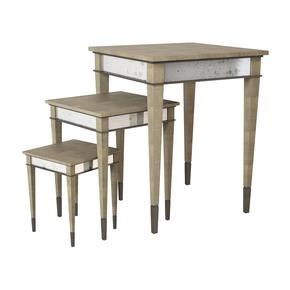 Bimi Rectangular Nesting Side Table - Mari Ianiq - Treniq