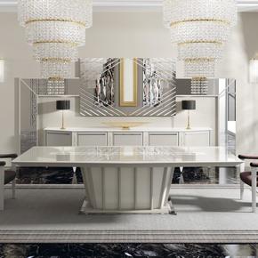 Capital Dining Table - Vismara Design - Treniq