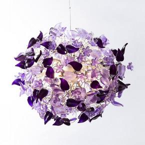 Purple Haze Pendant Lamp - Aya and John - Treniq