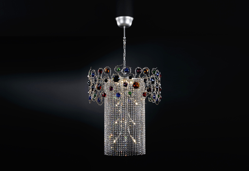Lustre suspension lamp treniq for Lustre 3 suspensions