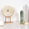 Rolo crystal sculpture aura treniq 3