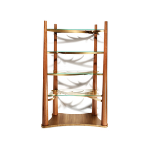 Into The Woods Bookcase Walnut - Insiderland - Treniq