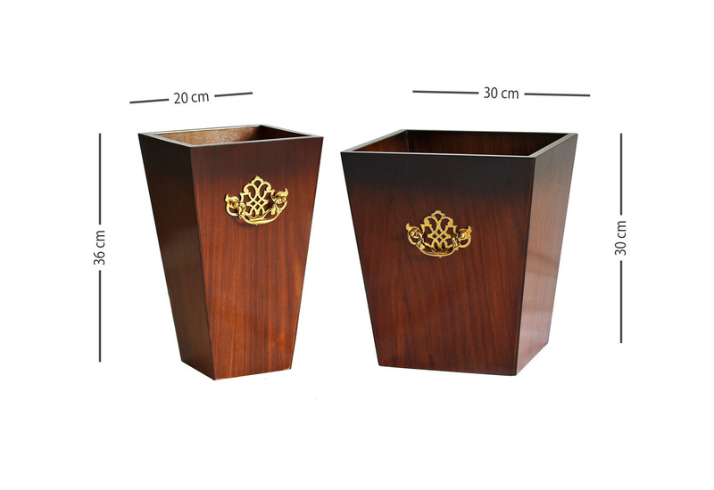 Wooden bins esque furniture design house treniq 6
