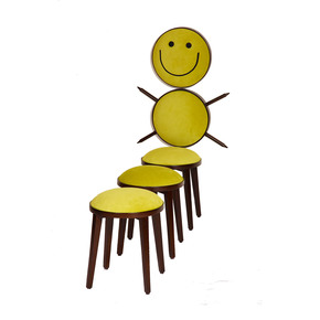 Caterpillar-Bench_Square-Barrel_Treniq