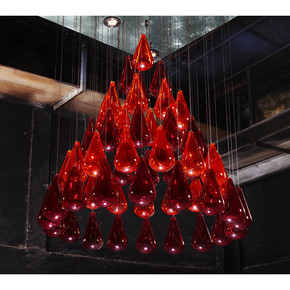 Prism of Light Chandelier - Hive Home - Treniq