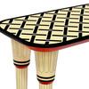 Easy street bench scarlet splendour treniq 5