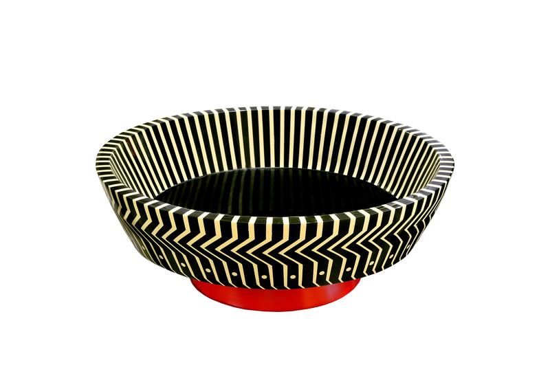 Fruit bowls  scarlet splendour treniq 1