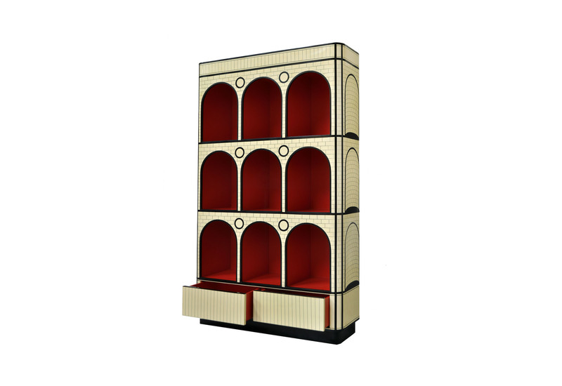 The count book shelf scarlet splendour treniq 1