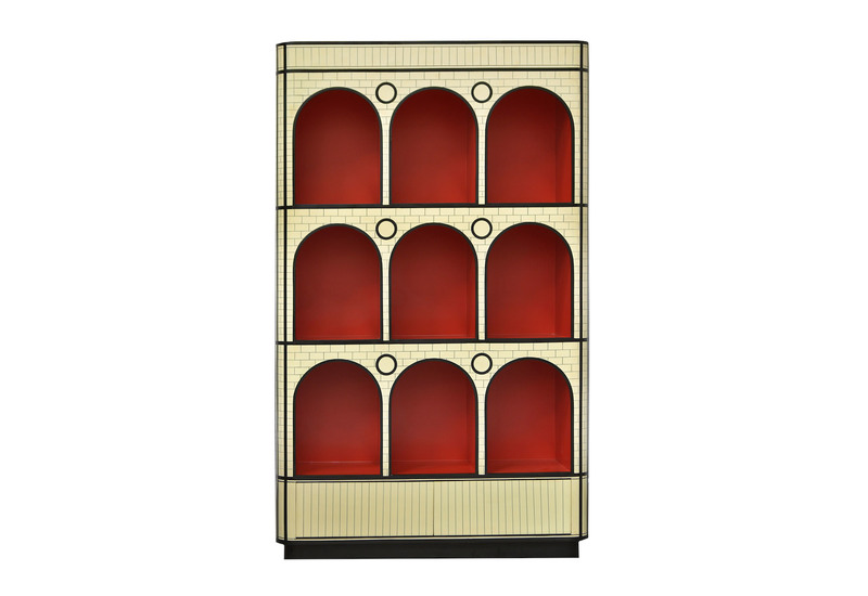 The count book shelf scarlet splendour treniq 2