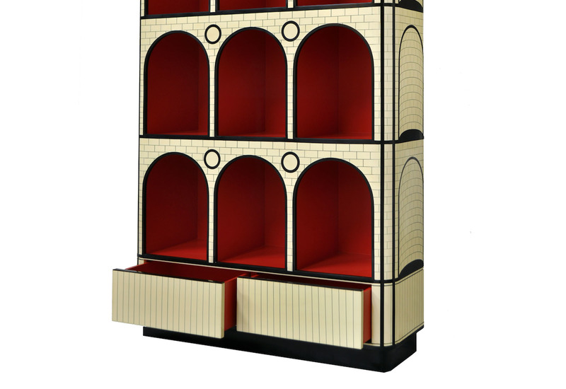 The count book shelf scarlet splendour treniq 4