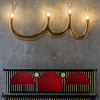 The four bulb wall light scarlet splendour treniq 5