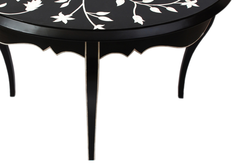 passion lilies dining table treniq