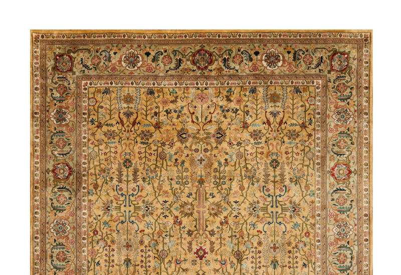 Golden age brilliance sage rug samad rugs treniq 2