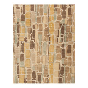 Rex Ray Bernal Natural Rug - Samad Rugs - Treniq